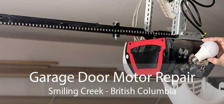 Garage Door Motor Repair Smiling Creek - British Columbia