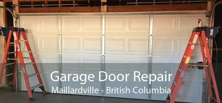 Garage Door Repair Maillardville - British Columbia