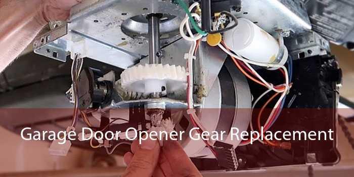 Garage Door Opener Gear Replacement Coquitlam Garage Door Gear Sprocket Replacement Coquitlam